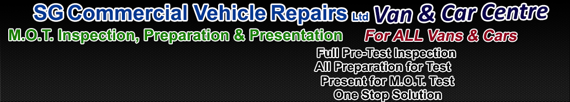 vehicle MOT preparation for cars and vans banner image